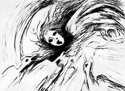 Nightmare Poster by Gun Legler