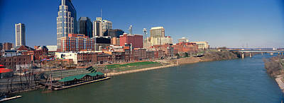 Panoramic Morning View Of Cumberland Poster by Panoramic Images