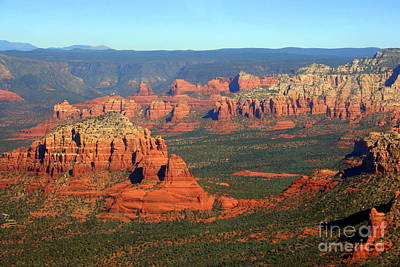 Sedona  Poster by Julie Lueders