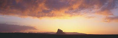 Shiprock Peak, New Mexico Poster by Panoramic Images