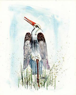 Jenifer's Friend - George #1 Poster by Sam Sidders