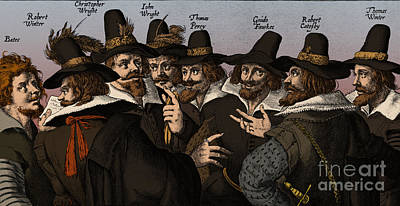 The Gunpowder Rebellion, 1605 Poster by Science Source