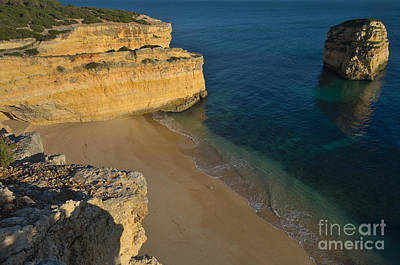 Malhada Do Baraco Beach Overview 2 Poster by Angelo DeVal