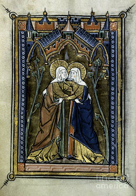 The Visitation Poster by Granger