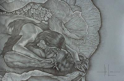 Transcending Love Poster by Hari Lualhati