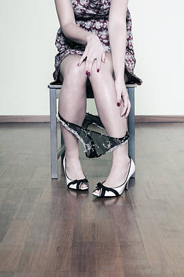 Underpants Poster by Joana Kruse