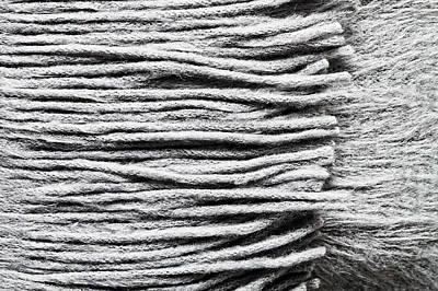 Wool Scarf Poster by Tom Gowanlock