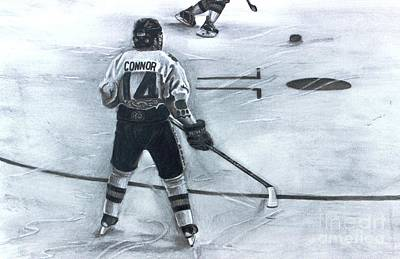 #14 Connor  Poster by Gary Reising