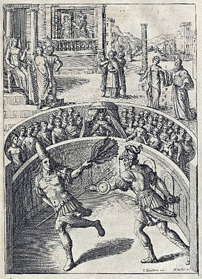 Juvenals Satires, Manners Of Men Poster by Folger Shakespeare Library