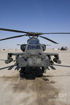 An Ah-64d Apache Longbow Block IIi Poster by Terry Moore