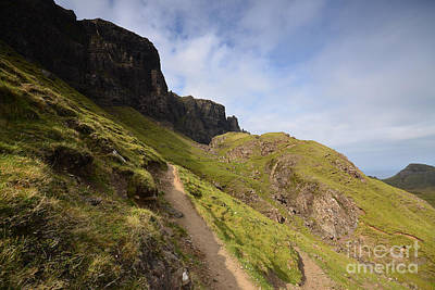 The Quiraing Poster by Stephen Smith