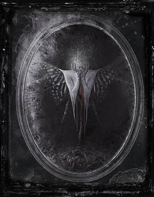 Alpha Poster by Victor Slepushkin