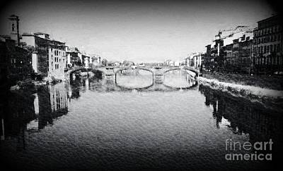 Bella Firenze Poster by Eva Maria Nova