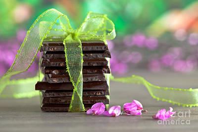 Chocolate Poster by Nailia Schwarz