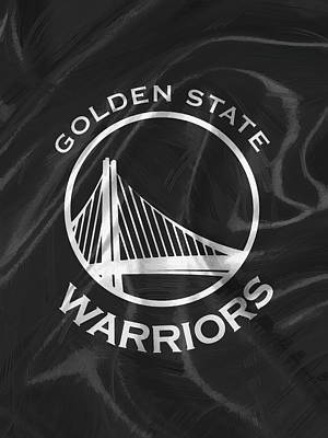 Golden State Warriors Poster by Afterdarkness