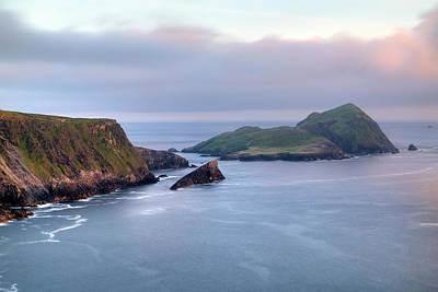 Kerry Cliffs - Ireland Poster by Joana Kruse