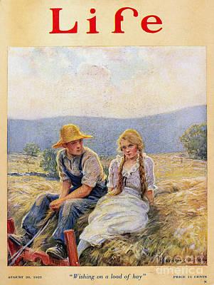 Magazine: Life, 1925 Poster by Granger