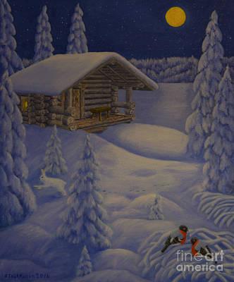 Moonlight Poster by Veikko Suikkanen