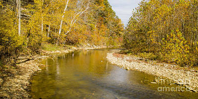Otter Creek State Park Poster by Twenty Two North Photography