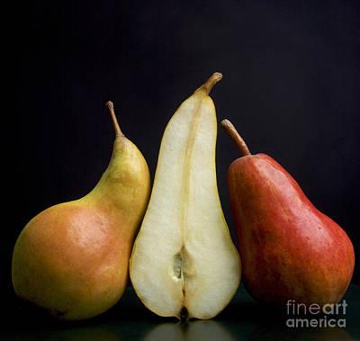 Pears Poster by Bernard Jaubert