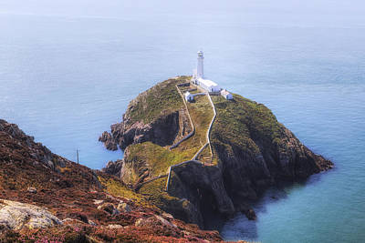 South Stack - Wales Poster by Joana Kruse