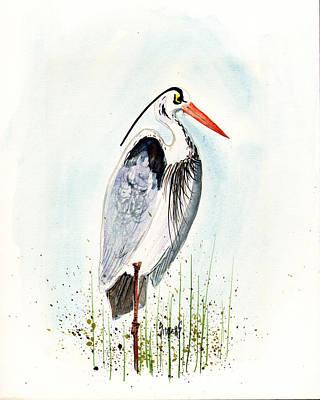 Jenifer's Friend - George #3 Poster by Sam Sidders