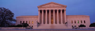 Us Supreme Court Building, Washington Poster by Panoramic Images