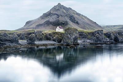 Arnastapi - Iceland Poster by Joana Kruse