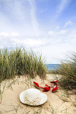 Summer At The Sea Poster by Joana Kruse