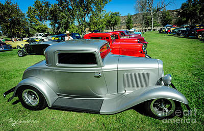 3 Window Coupe Poster by Customikes Fun Photography and Film Aka K Mikael Wallin