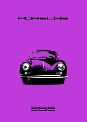 356 Poster by Mark Rogan