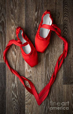 Ballet Shoes Poster by Svetlana Sewell