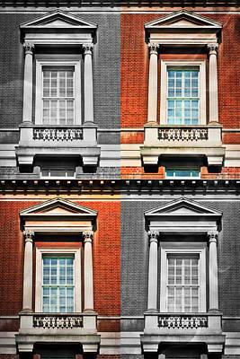 Windows Poster by Tom Gowanlock