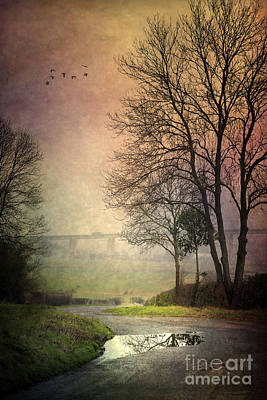 After Rain Poster by Svetlana Sewell