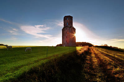 Horton Tower - England Poster by Joana Kruse