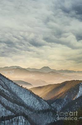 Landscape Poster by Jelena Jovanovic
