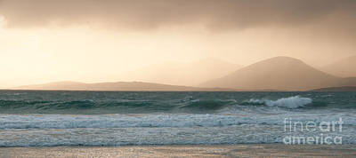 Luskentyre Poster by Stephen Smith