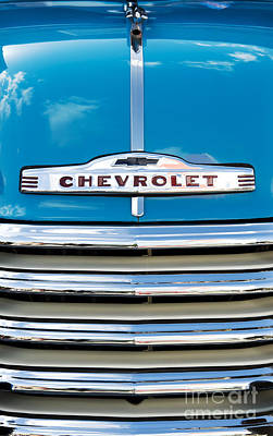 51 Chevrolet Thriftmaster Poster by Tim Gainey