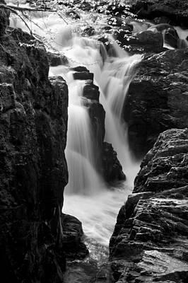 Waterfall Poster by Svetlana Sewell