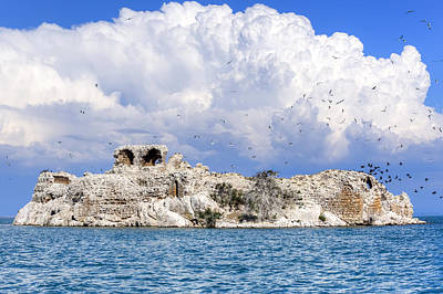 Lake Beysehir - Turkey Poster by Joana Kruse