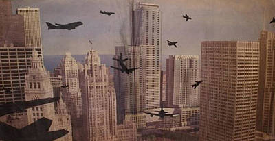 9-11-50 Poster by William Douglas