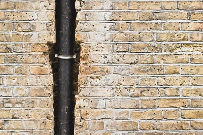 Drainpipe Poster by Tom Gowanlock