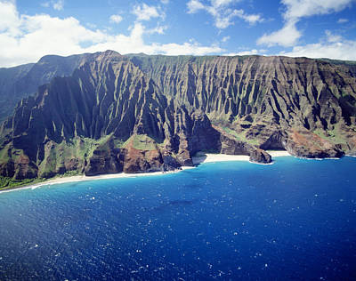 Na Pali Coast Poster by Peter French - Printscapes