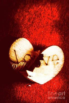 A Breakdown In Romance Poster by Jorgo Photography - Wall Art Gallery