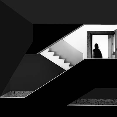 A Dream Without Sleep Poster by Paulo Abrantes