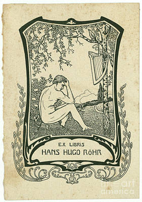 a Hans Hugo Rohr, Poster by Willy