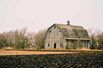 Abandoned On Quail Poster by Bonfire Photography