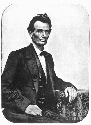 Abraham Lincoln Poster by Granger