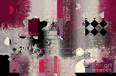 Abstracture - 21pp2a Poster by Variance Collections