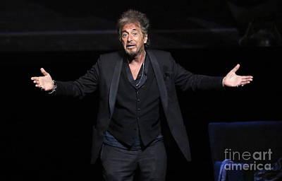 Actor Al Pacino Poster by Concert Photos
